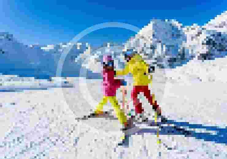 Skiing & Riding